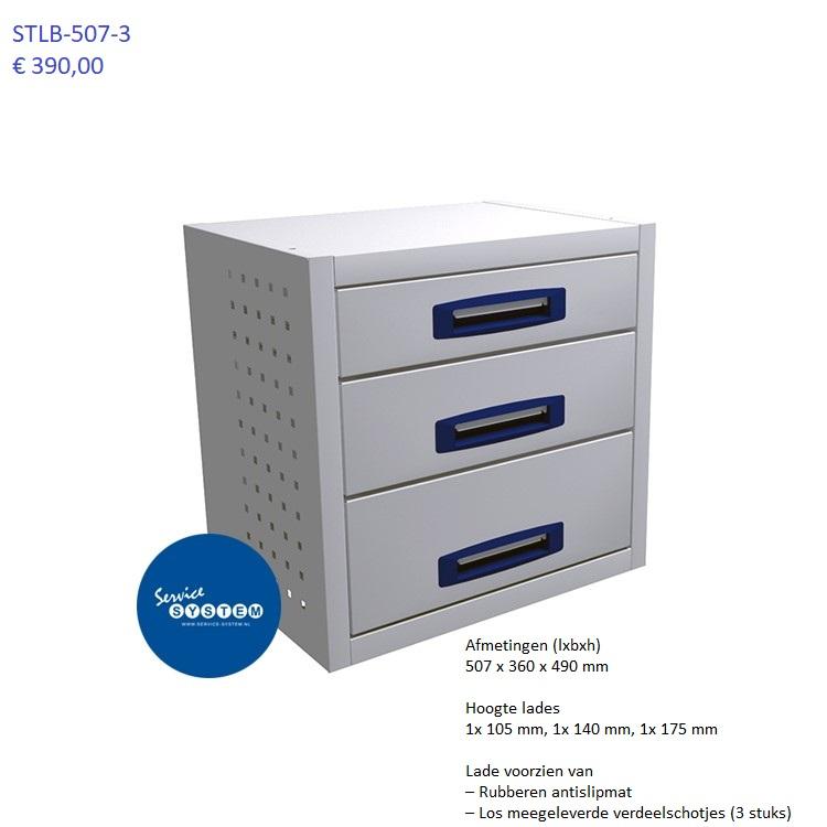 ladenblok STBL 507-3